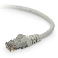 Belkin CAT6 Snagless 1m (Grau)