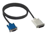 Belkin F2E4151CP3M Videokabel-Adapter (Schwarz)