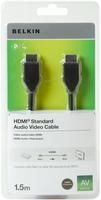Belkin HDMI (Schwarz)