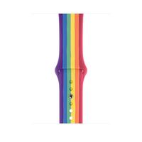 Apple MY1Y2ZM/A Smartwatch-Zubehör Band Mehrfarben Fluor-Elastomer (Mehrfarben)