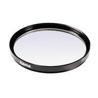 Hama UV Filter 390, 72mm (Schwarz)