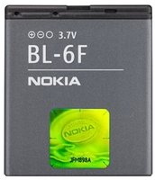 Nokia BL-6F (Grau)