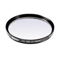 Hama UV Filter 390, 37mm (Schwarz)