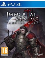 GAME Immortal Realms Vampire Wars Standard PlayStation 4