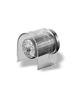 Bosch MUZ45RV1 Küchen- & Haushaltswaren-Zubehör (Edelstahl, Transparent)