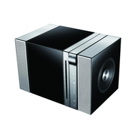 Samsung HT-D7100 Home-Kino System (Schwarz, Silber)