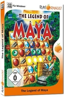 Magnussoft The Legend of Maya, PC, CD, WIN