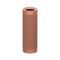 Sony SRS-XB23 Tragbarer Stereo-Lautsprecher Koralle (Koralle)