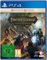 THQ Pathfinder: Kingmaker Definitiv Deutsch PlayStation 4