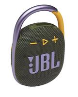 JBL Clip 4 Tragbarer Mono-Lautsprecher Grün, Pink, Gelb 5 W (Grün, Pink, Gelb)