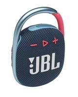 JBL Clip 4 Tragbarer Mono-Lautsprecher Blau, Pink 5 W (Blau, Pink)