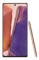 Samsung Galaxy Note20 5G SM-N981B 17 cm (6.7 Zoll) Android 10.0 USB Typ-C 8 GB 256 GB 4300 mAh Bronze (Bronze)