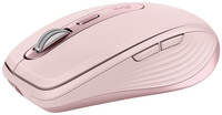 Logitech MX Anywhere 3 Maus rechts RF kabellos + Bluetooth 4000 DPI (Pink)