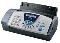 Brother Fax Machine (Schwarz, Weiß)