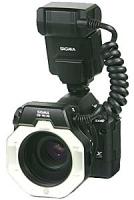 Sigma EM-140 DG Macro Flash (Nikon i-TTL) (Schwarz)