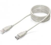 Equip USB 2.0 Connection Cable 1.8m (Beige)