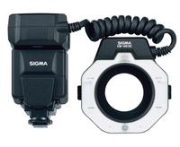 Sigma EM-140 DG Macro Flash Minolta (Schwarz)
