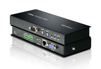 Aten VE500T Audio- / Video-Extender (Schwarz)