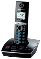 Panasonic KX-TG8061GB Telefon (Schwarz)