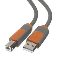 Belkin CU1000CP3M USB Kabel (Grau)