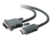 Belkin F3Y005CP1.8M Audio-/Videokabel (Schwarz)