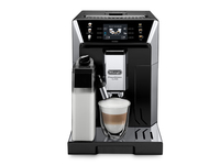 DeLonghi ECAM 550.65.SB Kaffeemaschine Vollautomatisch Kombi-Kaffeemaschine (Schwarz, Silber)