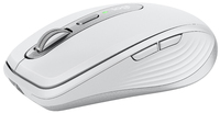 Logitech MX Anywhere 3 Maus rechts Bluetooth 4000 DPI (Grau, Silber)