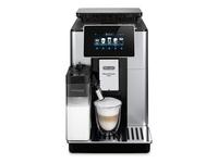 DeLonghi PrimaDonna ECAM610.55.SB Kaffeemaschine Vollautomatisch Espressomaschine 2,2 l (Metallisch)