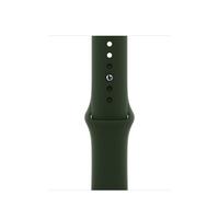 Apple 40mm Cyprus Green Sport Band - Regular Grün Fluor-Elastomer (Grün)