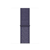 Apple MGQG3ZM/A Smartwatch-Zubehör Band Violett Nylon (Violett)