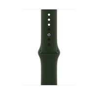 Apple MG433ZM/A Smartwatch-Zubehör Band Grün Fluor-Elastomer (Grün)
