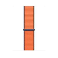Apple MYA62ZM/A Smartwatch-Zubehör Band Blau, Grün, Orange Nylon (Blau, Grün, Orange)