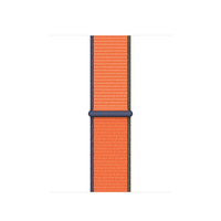 Apple 40mm Kumquat Sport Loop Band Orange Nylon (Orange)