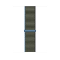 Apple MYA72ZM/A Smartwatch-Zubehör Band Blau, Grün (Blau, Grün)