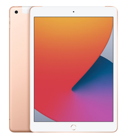 Apple iPad 4G LTE 128 GB 25,9 cm (10.2 Zoll) Wi-Fi 5 (802.11ac) iPadOS Gold (Gold)