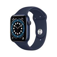 Apple Watch Series 6 44 mm OLED Blau GPS