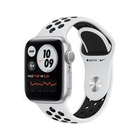 Apple Watch Series 6 Nike 40 mm OLED Silber GPS