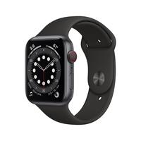 Apple Watch Series 6 44 mm OLED 4G Grau GPS