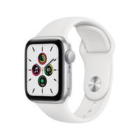 Apple Watch SE 40 mm OLED Silber GPS