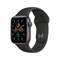 Apple Watch SE 40 mm OLED Grau GPS