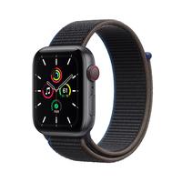 Apple Watch SE 44 mm OLED 4G Grau GPS