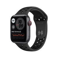 Apple Watch SE Nike 44 mm OLED 4G Grau GPS