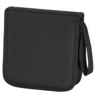 Hama 00011664 Tasche für Speichermedien (Schwarz)