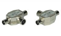 InLine 69914 Kabeladapter (Silber)