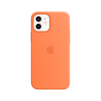 Apple MHKY3ZM/A Handy-Schutzhülle 15,5 cm (6.1 Zoll) Cover Orange (Orange)