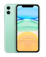 Apple iPhone 11 15,5 cm (6.1 Zoll) Dual-SIM iOS 14 4G 128 GB Grün (Grün)