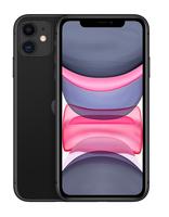 Apple iPhone 11 15,5 cm (6.1 Zoll) Dual-SIM iOS 14 4G 256 GB Schwarz (Schwarz)