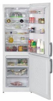 Beko CS 234020 Kühl-Gefrierschrank (Weiß)