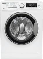 Bauknecht WATK SENSE 96L6 DE N Waschtrockner Freistehend Frontlader Weiß A (Weiß)
