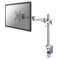Newstar LCD/LED/TFT-Tischhalterung (Silber)